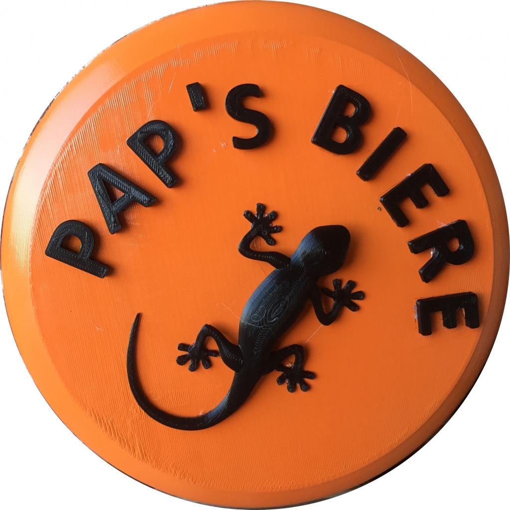 Brasserie Paps Bière